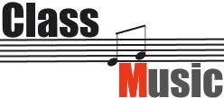 Logo Escola Class Music
